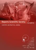 REPORTS SCIENTIFIC SOCIETY